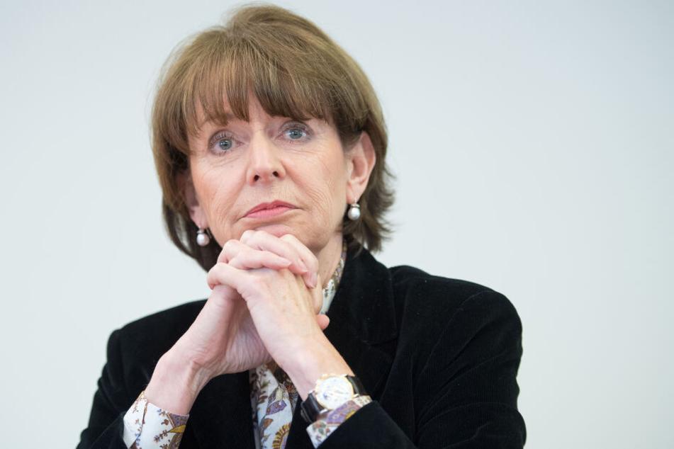 Kölns Oberbürgermeisterin Henriette Reker (62, parteilos).