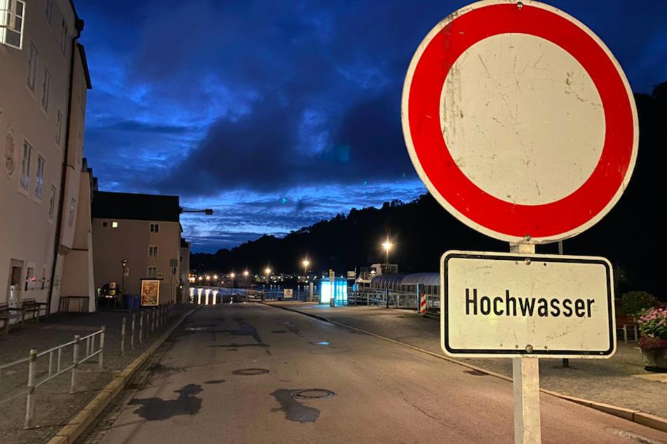 Hochwasserlage spitzt sich zu: Höchste Warnstufe steht in Bayern bevor