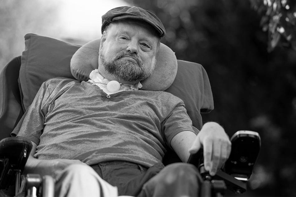 Seit einem Schlaganfall im Jahr 2012 saß Holger Biege im Rollstuhl.
