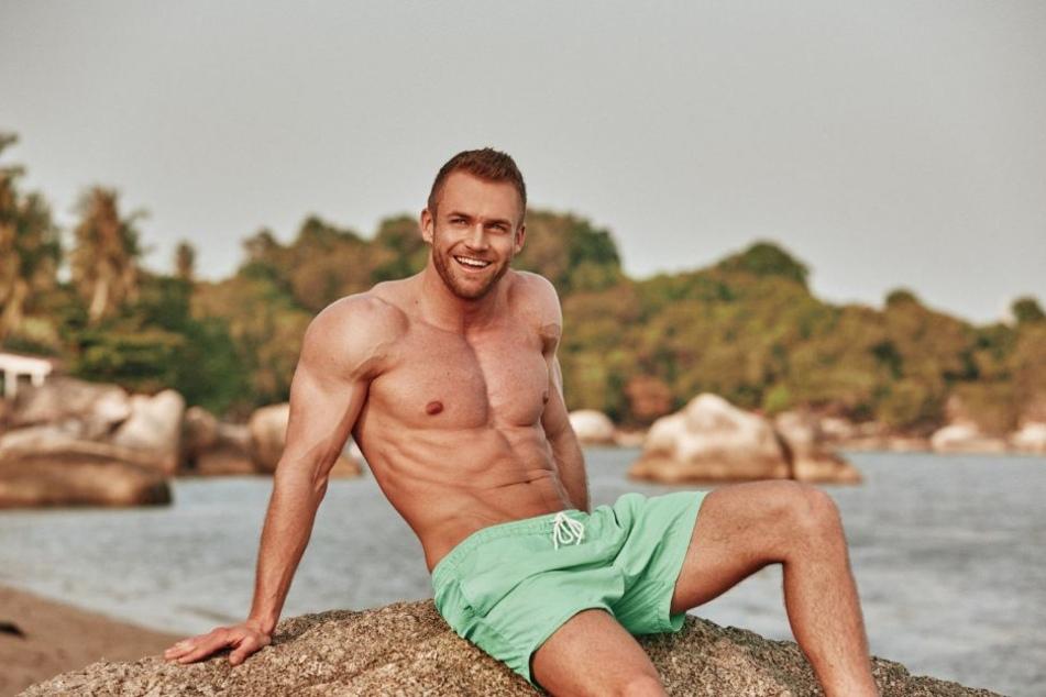 """Philipp Stehler (29) scheint einer """"Bachelor in Paradise""""-Lady schon gehörig den Kopf verdreht zu haben."""