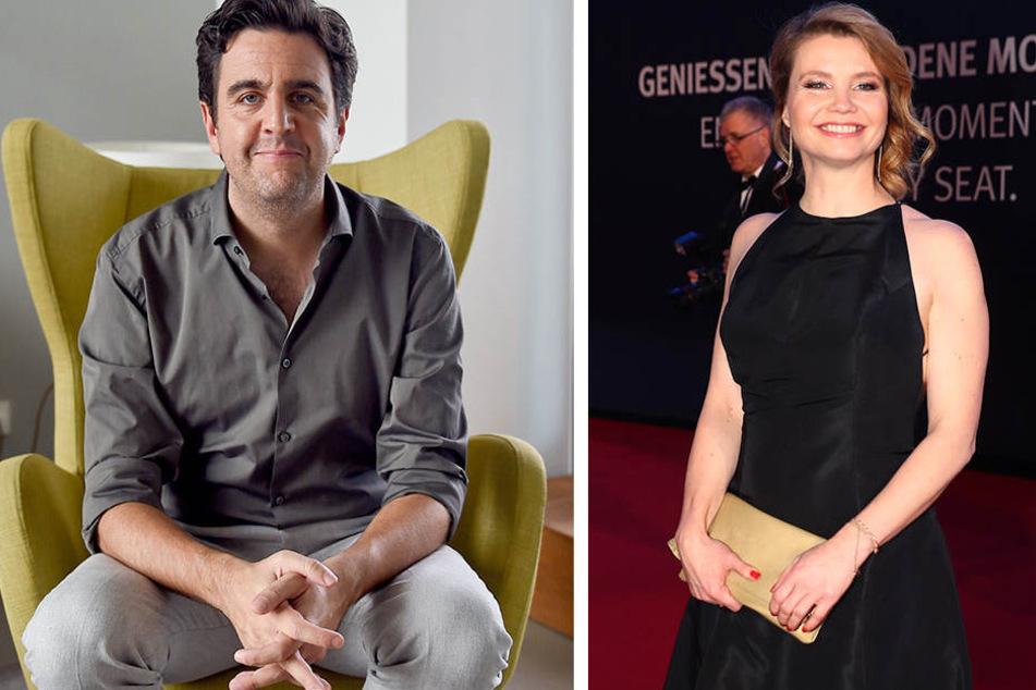 Bastian Pastewka und Annette Frier sind am Donnerstag zu Gast in Kesslers Sendung.