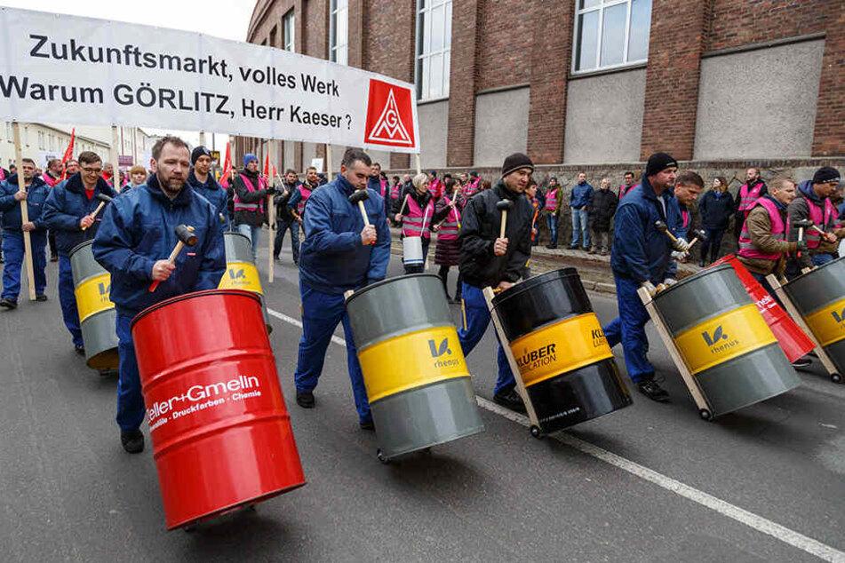 Die Turbulenzen in Görlitz sollten Geschichte sein. Nun aber ist das Werk von der Ausgliederung betroffen.