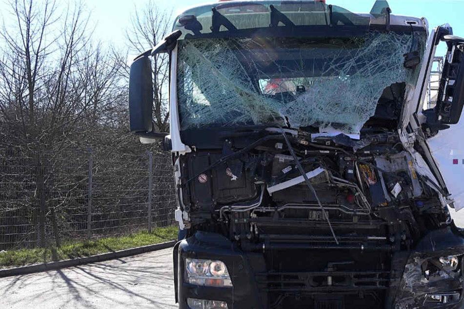 Rätselhafter LKW-Unfall: Was geschah mit diesem Brummi?