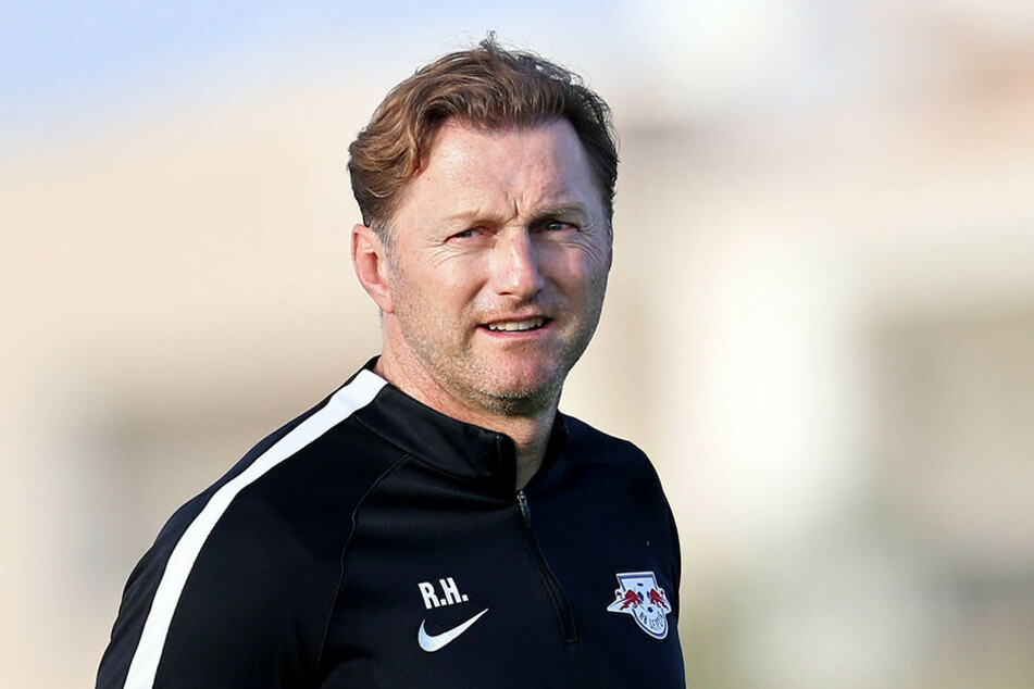 """RB-Trainer Ralph Hasenhüttl will auch nach der Doppel-Niederlage nicht den Kopf in den Sand stecken: """"In Bremen müssen wir versuchen, uns wieder besser zu verkaufen."""""""