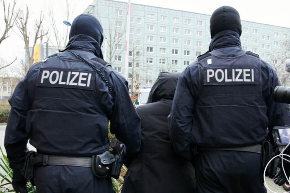 Im Rahmen einer bundesweiten Razzia gegen einen vietnamesischen Menschenhändlerring wurden auch in Berlin verschiedene Objekte durchsucht.
