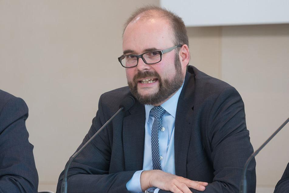 Kultusminister Christian Piwarz (43, CDU).