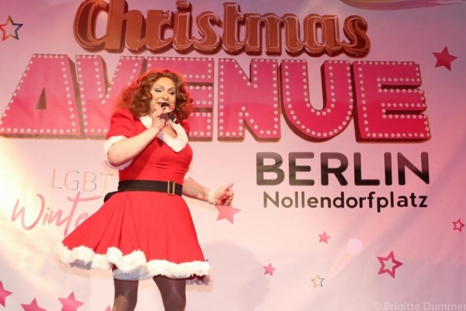 Schwul-lesbischer Weihnachtsmarkt in Berlin: Christmas Avenue