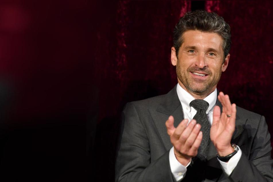 """""""Grey's Anatomy""""-Fans aufgepasst: Patrick Dempsey kommt zum Leipziger Opernball!"""