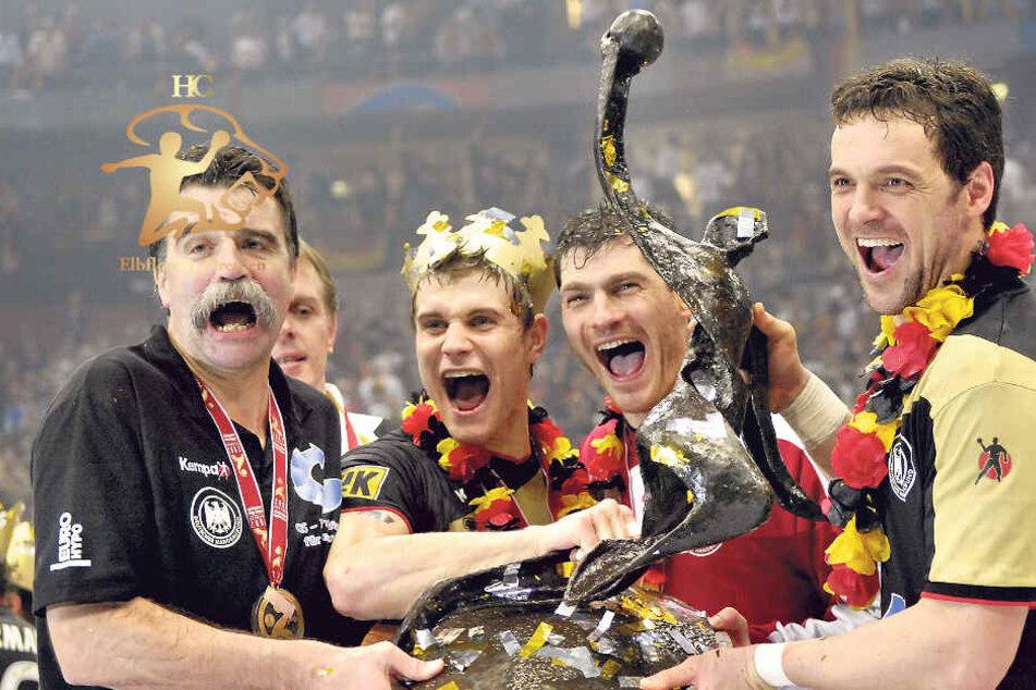 HC Elbflorenz: Keine Angst vor Weltmeister Mimi Kraus