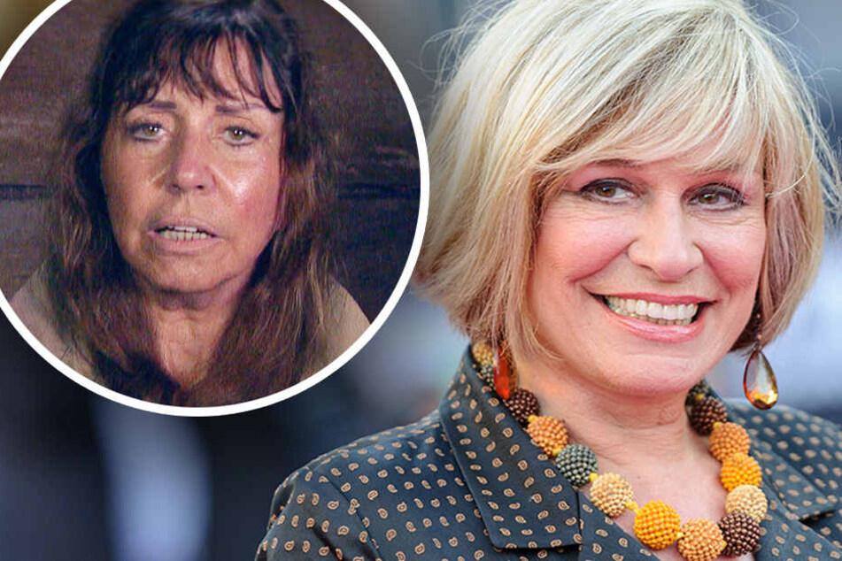Schlagersängerin Mary Roos glaubt, dass ihre Schwester Tina, ihre Karriere durch den Dschungel wieder voran bringen kann.