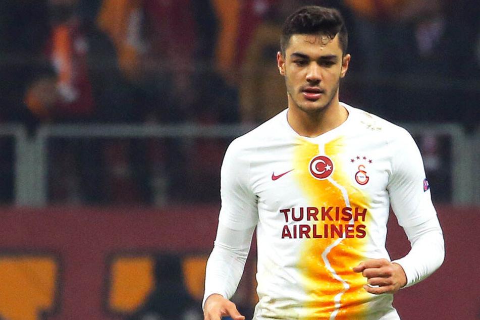 Ozan Kabak (18) wechselte für rund elf Millionen Euro von Galatasaray Istanbul zum VfB Stuttgart.