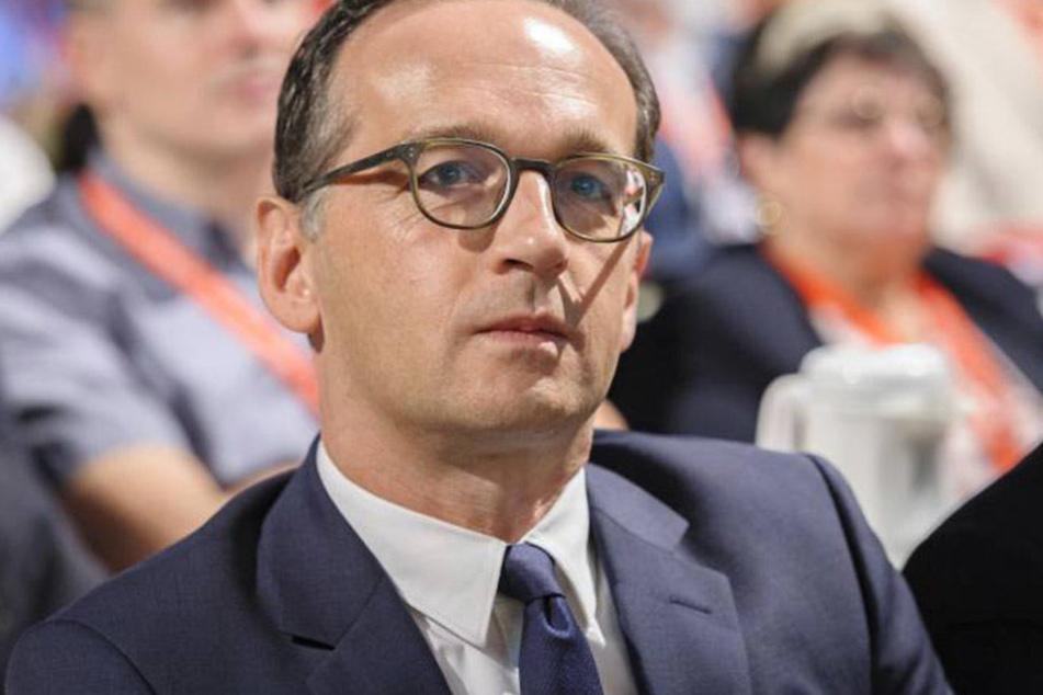 Justizminister Heiko Maas (50, SPD) warnt vor einem Generalverdacht gegen Ostdeutsche.