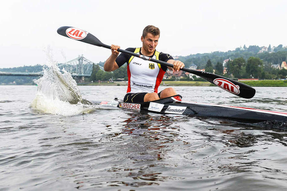 Das Niveau von Tom Liebscher dürfte reichen, um mit etwas Glück im Einer über 1000 Meter eine WM-Medaile zu holen.