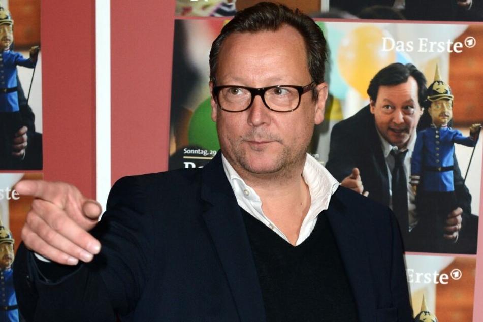 Matthias Brandt spielt eine der Hauptrollen in dem ARD-Krimi.