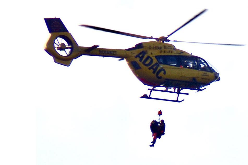 Kletterer stürzt in Sächsischer Schweiz 20 Meter in die Tiefe