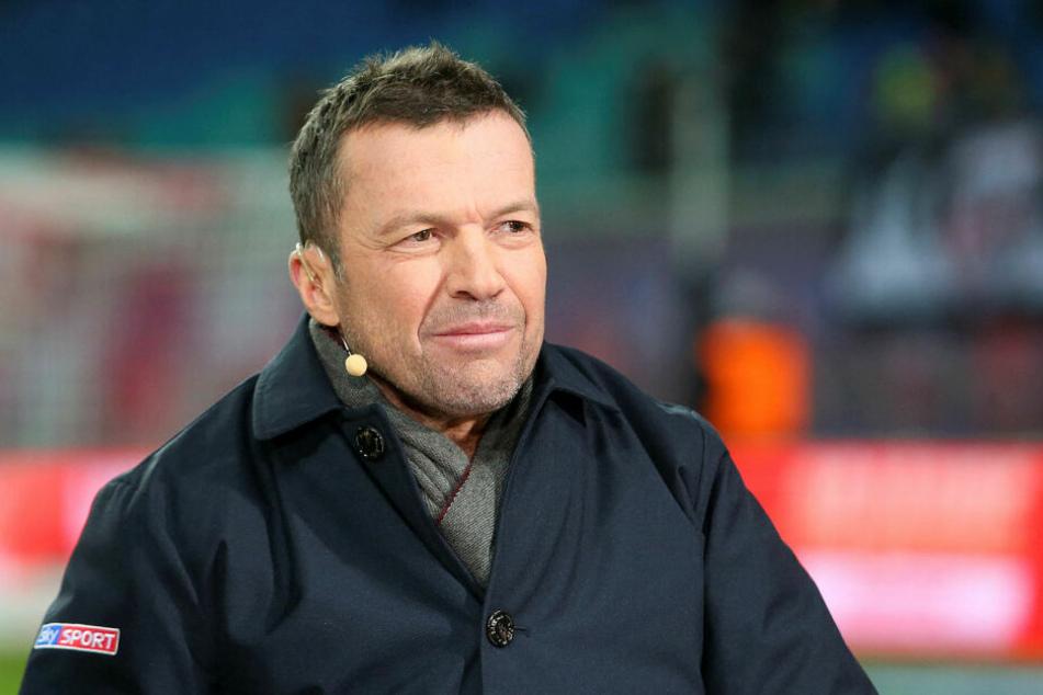 Lothar Matthäus (58) sprach mit Jörg Wontorra (71) unter anderem über RB Leipzig.