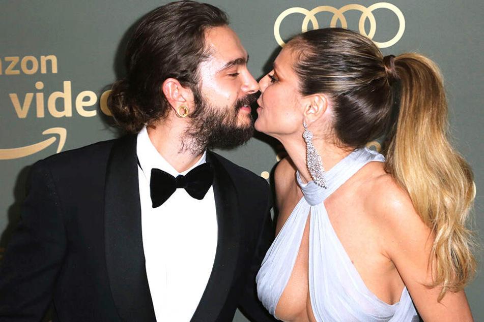 Privat läuft es bei Heidi Klum. Sie und ihr Tom Kaulitz werden bald heiraten.