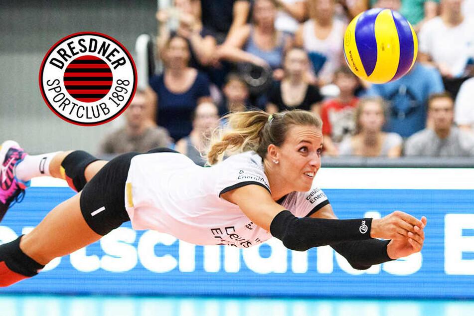 Dresdner SC verpflichtet Nationalspielerin Lenka Dürr