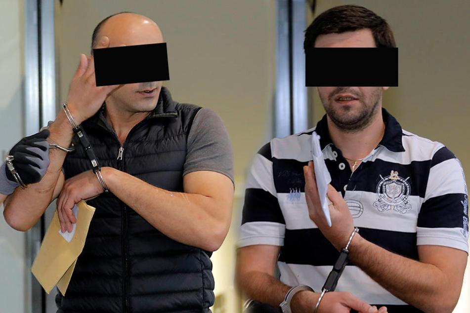 Gericht schickt Einbrecher-Duo in Knast