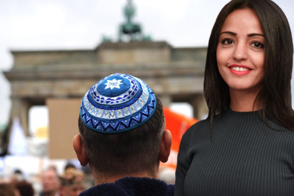 Sawsan Chebli ist Berlins Staatssekretärin für bürgerschaftliches Engagement. (Bildmontage)