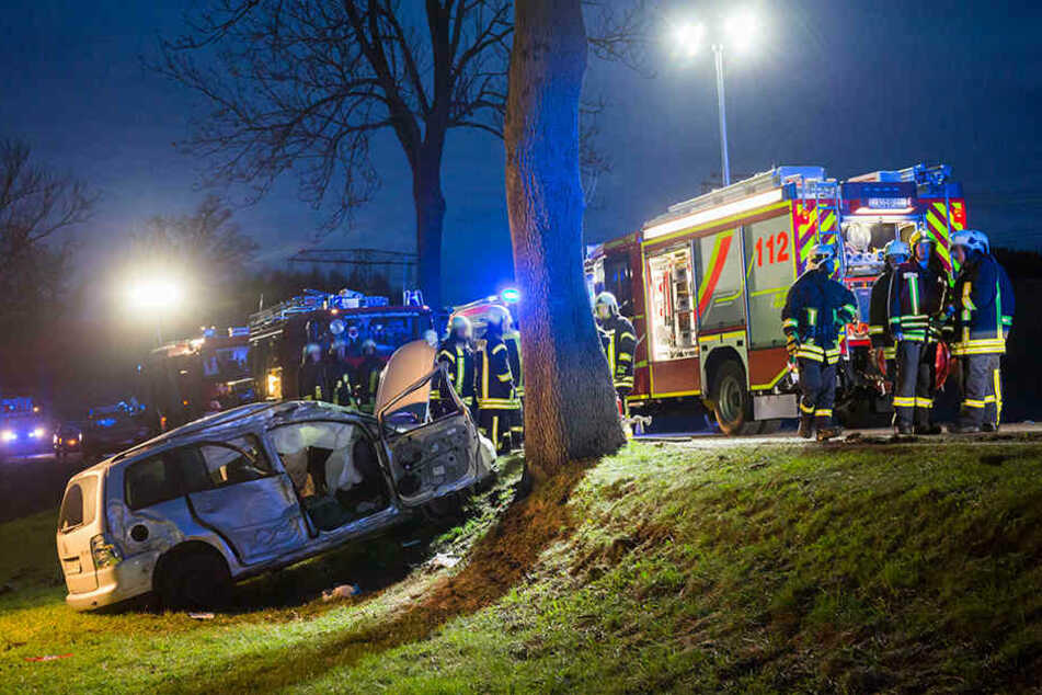 Im April kam auf der S268 bei einem schweren Unfall eine Frau ums Leben. (Archivbild)