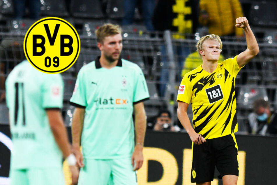 """BVB-Sturmbulle Haaland in Galaform, Hummels: """"Sind eine Top-Mannschaft!"""""""