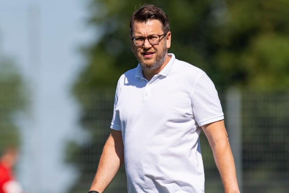 SCP-Manger Martin Przondziono erklärte Mittelfeldspieler Sebastian Vasiliadis für unverkäuflich.