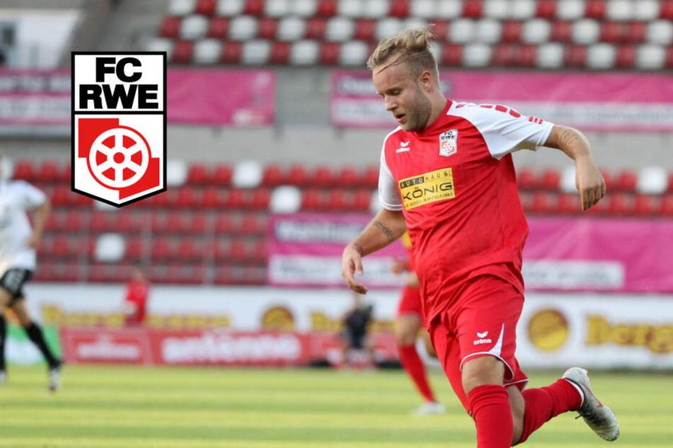 Geldsorgen bei Rot-Weiß Erfurt gehen weiter: Erste Spieler verlassen den Verein