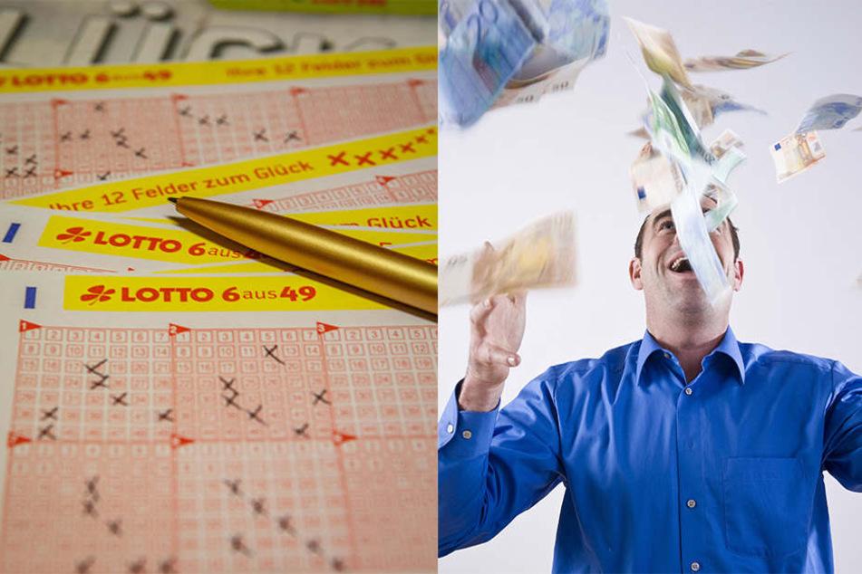 Lotto-Glückspilz läuft drei Wochen unbemerkt mit 18 Millionen herum