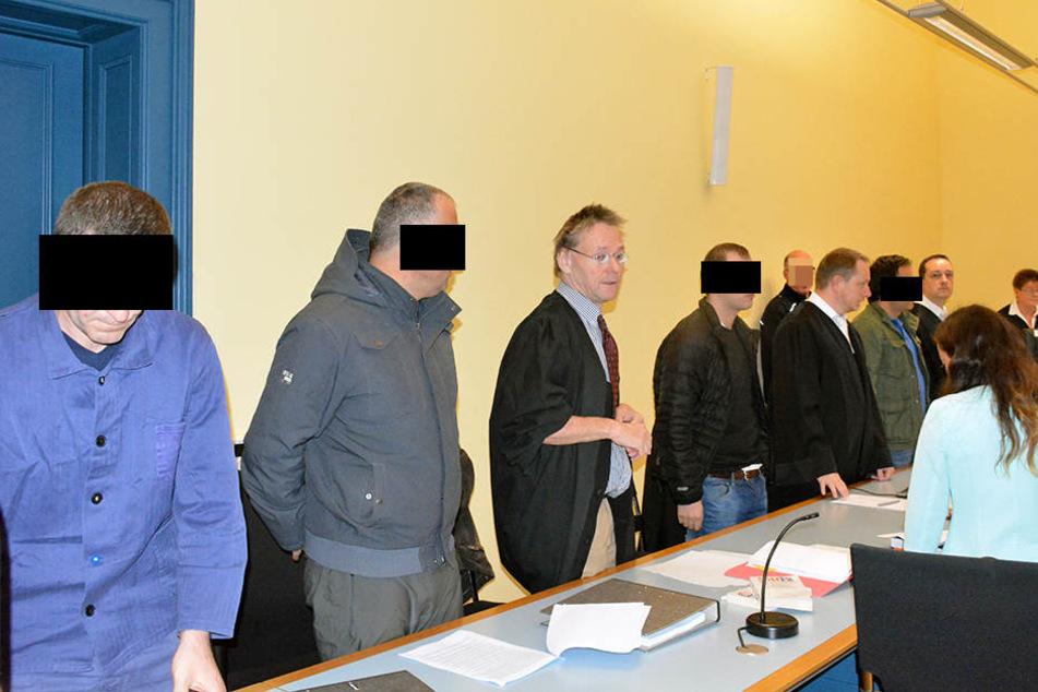 Das Urteil gegen die vier Angeklagten soll Anfang Oktober fallen.