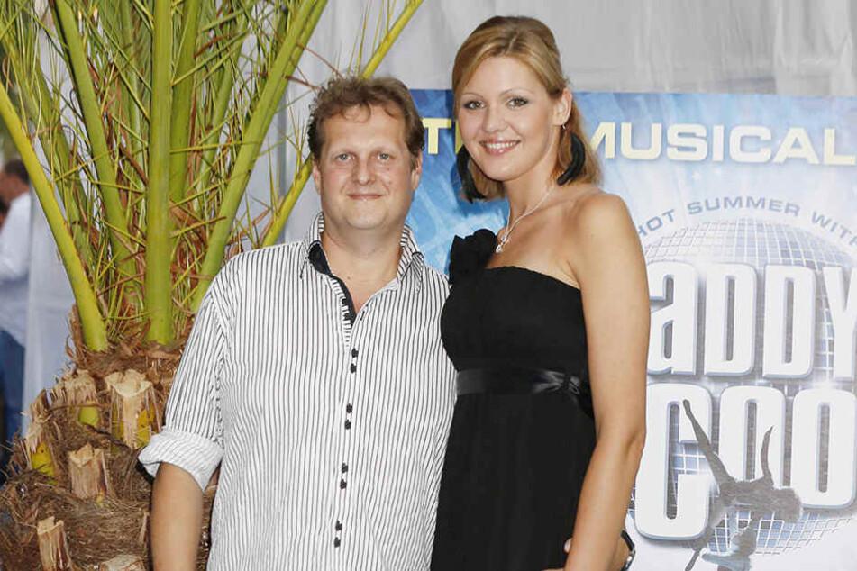Ein Foto aus gemeinsamen Zeiten. Jennifer und Jens haben einen gemeinsamen Sohn.