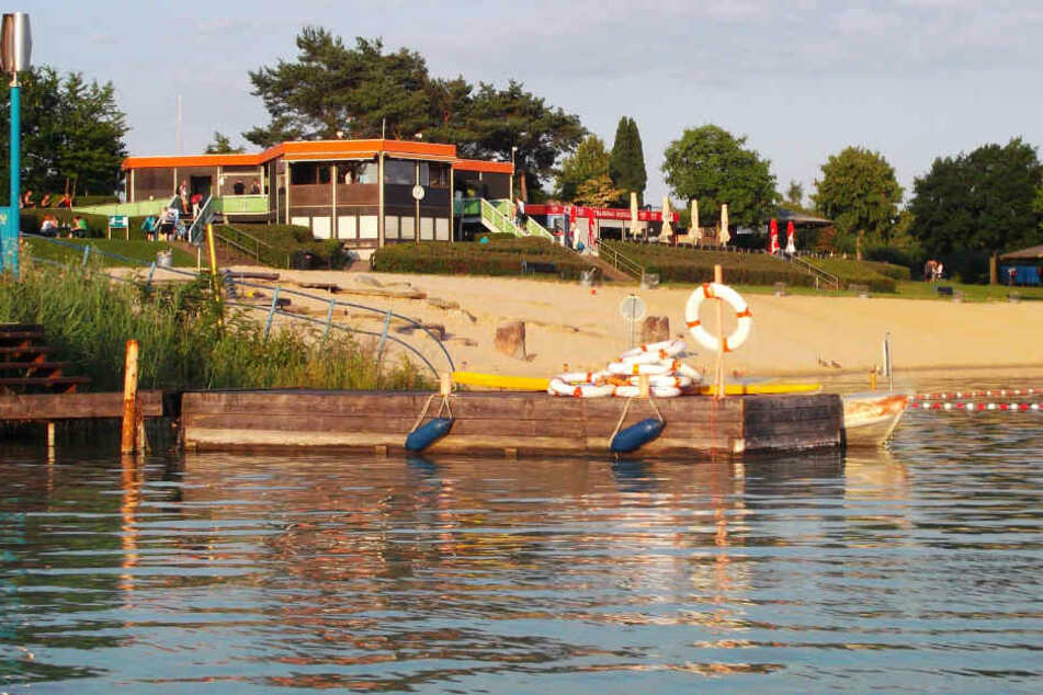 Das Strandbad in Nieder-Roden ist ein beliebtes Ausflugsziel.