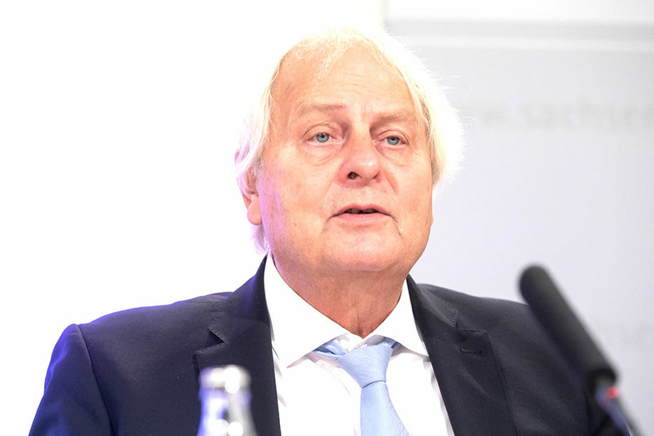 dimap-Chef Reinhard Schlinkert.
