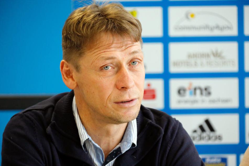 Trainer Köhler hat den abwanderungswilligen Cincotta dennoch für die Aufstellung am Samstag auf dem Schirm.