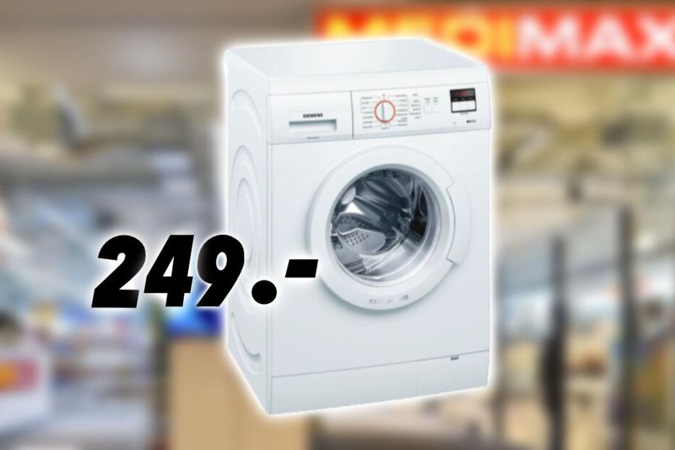 Die Siemens WM14E280 A Waschmaschine Bekommt Ihr Aktuell Fur Nur 249 Euro Normalerweise Wurdet Den Frontlader Stolze 649 Zahlen