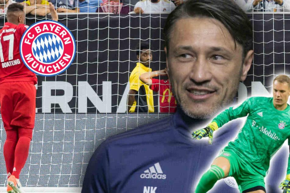Warum hacken alle auf Bayerns Neuer rum? Kovac fordert Fairness für Keeper