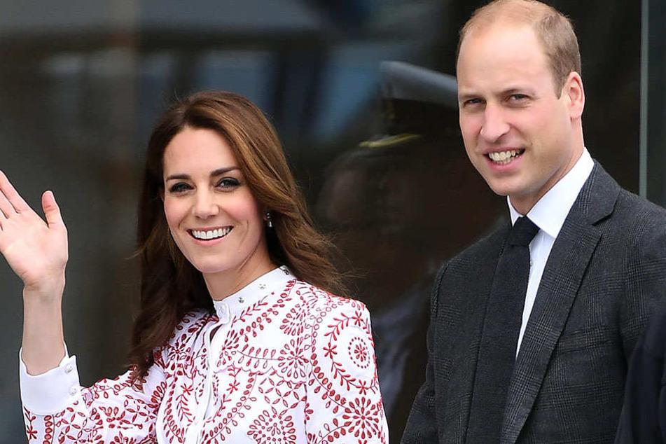 """Das britische Thronfolgerpaar wird am Mittwoch das """"Bolle"""" in Marzahn besuchen."""