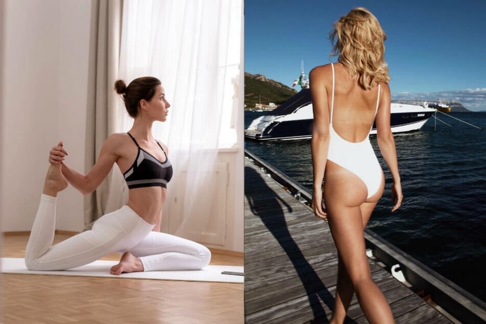 Instagram: Fitness-Bloggerin hat Po-Probleme und wichtige Message an Frauen