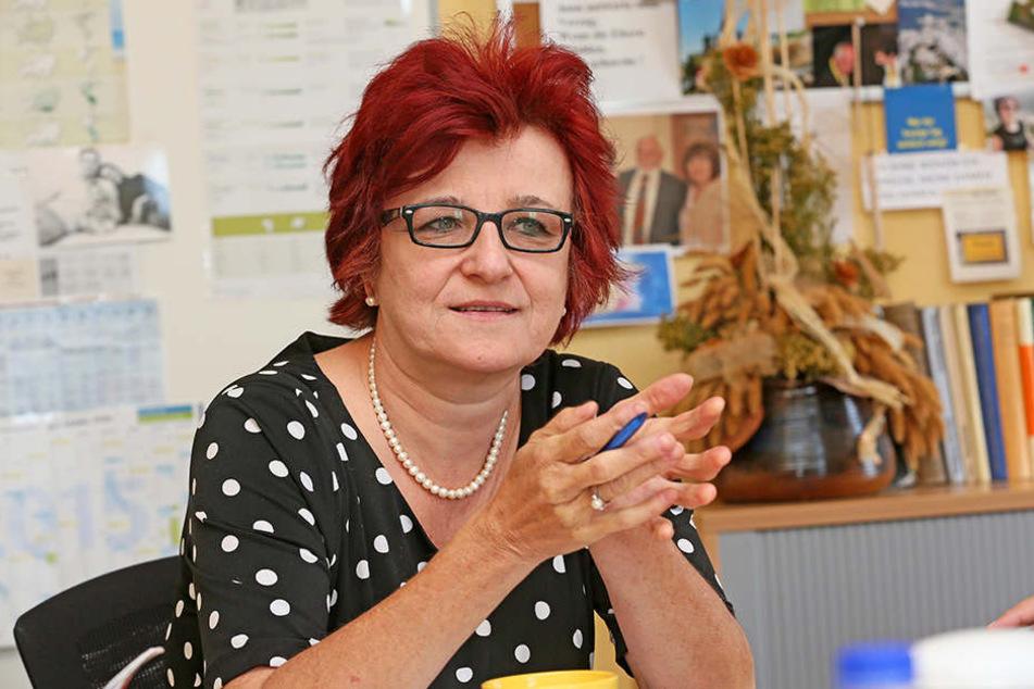 Die steigenden Zahlen von Keuchhustenfällen in Westsachsen beunruhigen Zwickaus Amtsärztin Carina Pilling (55).