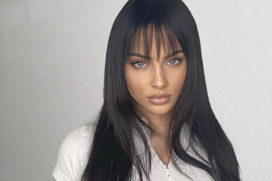 """Kasia Lenhardt (25) war bei der siebten Staffel von """"Germany's Next Topmodel"""" dabei."""