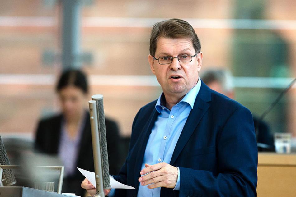 SPD-Politiker Ralf Stegner findet, dass sich die Ausgangslage für die SPD nicht verändert hat.