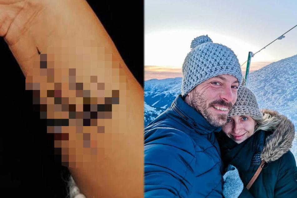 Bauer sucht Frau: Anna Heiser überrascht Fans mit neuem Tattoo