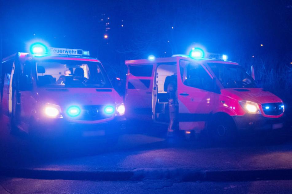 Sechs Menschen wurden durch die Säure verletzt (Symbolfoto).