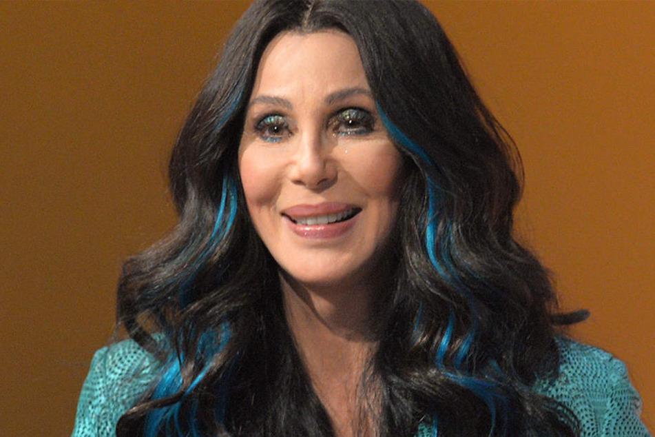 "Cher ist aktuell in ""Mamma Mia! Here We Go Again"" im Kino zu sehen."