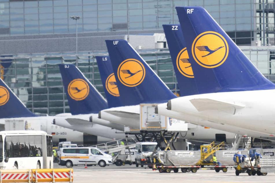 Bereits im ersten Halbjahr 2018 wurden bei der Lufthansa mehr Flüge gestrichen als im gesamten Jahr 2017.