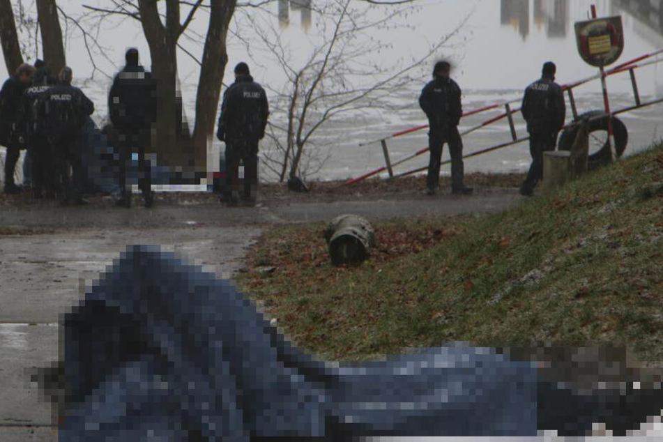 Berlin: Tragischer Fund: Leiche aus Müggelsee geborgen