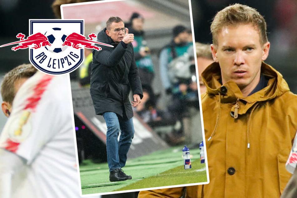 Rangnick und Nagelsmann vor dem RB-/Hoffenheim-Duell: Es geht für beide um den Sieg