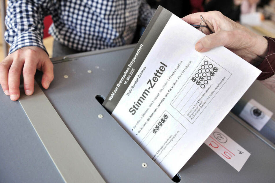 Die neue Bürgerschaft wird am 26. Mai gewählt (Archivbild).