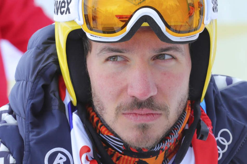 Felix Neureuther (34) hat eine Haselnuss-Allergie. (Archivbild)