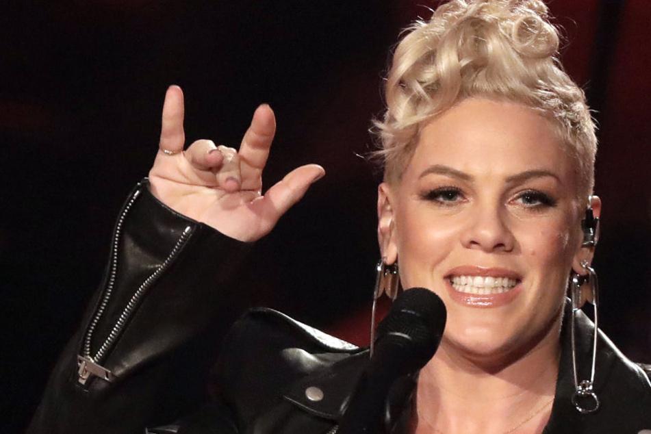 Köln - Nach sechs Jahren: Pink geht auf Deutschland-Tournee